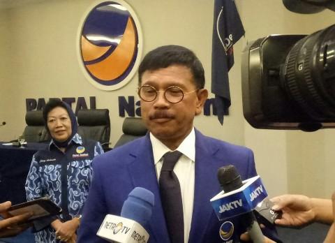 NasDem Tak Incar Pimpinan Komisi DPR Tertentu
