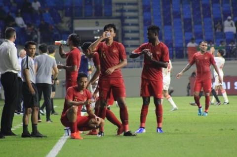 Klasemen Kualifikasi Piala Dunia Usai Indonesia Dibantai UEA