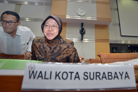 e-Perfomance Pemkot Surabaya Pantau Aktivitas Pegawai