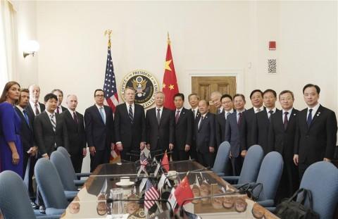 AS-Tiongkok Mulai Bahas Babak Baru Pembicaraan Dagang