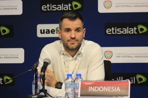 Apologi Simon McMenemy Usai Indonesia Dilibas UEA