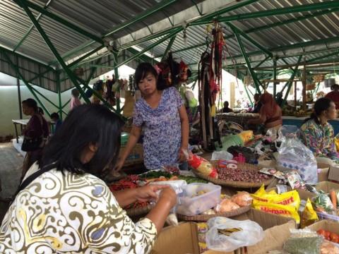 Menteri Baru Harus Bisa Naikkan Omzet Pedagang Pasar Tradisional