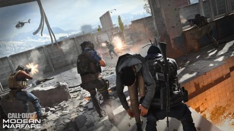 Call of Duty: Modern Warfare Bawa Special Ops