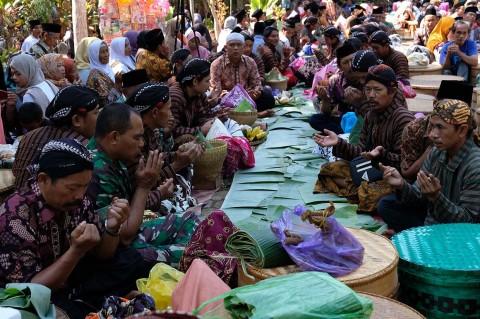 Melihat Tradisi Nyadran Ngropoh di Temanggung