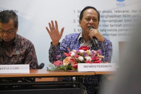 Menristekdikti Regretted The Attack on Wiranto