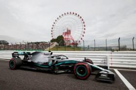 Bottas dan Hamilton Kembali Berjaya di FP2 GP Jepang