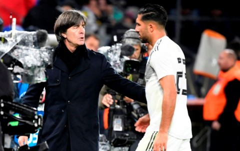 Timnas Jerman Hidupkan Harapan Emre Can di Juventus