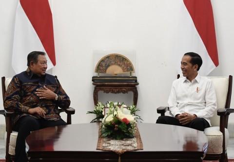 Pertemuan Jokowi-SBY Bakal Terulang
