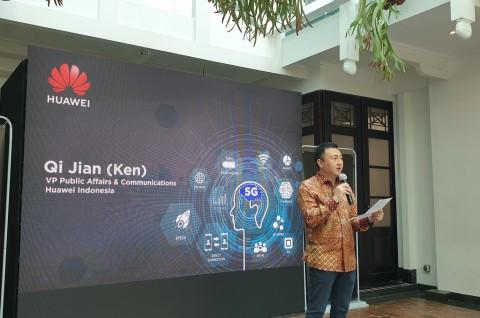 Siapkan 5G di Indonesia, Huawei Gelar Lokakarya