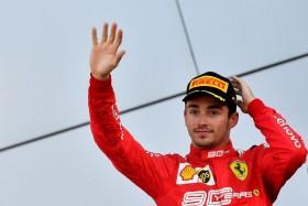 Leclerc Akui Kecepatan Ferrari Menurun