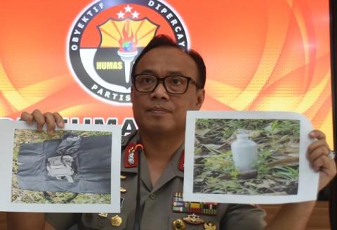 Penyerang Wiranto Stres Bos JAD Bekasi Diringkus