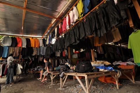 Bea Cukai: Pakaian Bekas Impor Serupa Sampah