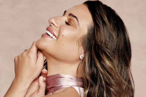Lea Michele Bercerita soal Diet dan Sindrom Polikistik