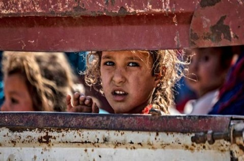 Turki Lanjutkan Invasi, 100 Ribu Warga Suriah Mengungsi