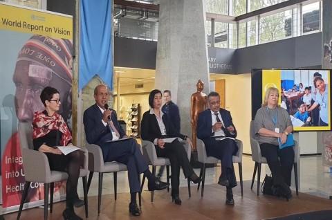 RI Tekankan Pentingnya Kerja Sama Global Kesehatan Mata