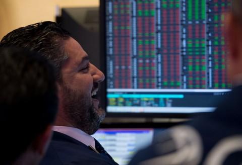 Wall Street Terdongkrak Pertemuan AS-Tiongkok
