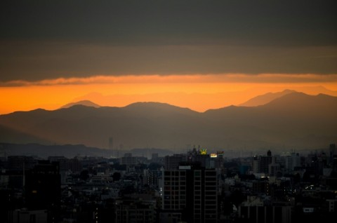 Topan Hagibis Picu Pemadaman Listrik di Chiba Jepang