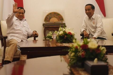 Surya Paloh Apresiasi Pertemuan Jokowi dengan SBY dan Prabowo