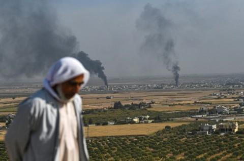Pasukan AS Terkena Tembakan Artileri Turki di Suriah