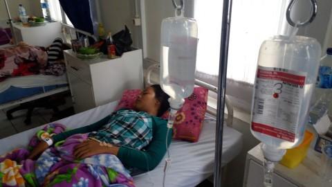 Ratusan Siswa di Kendal Diduga Keracunan Makanan saat Kemah