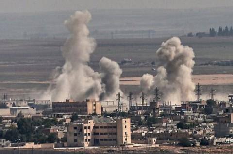 Ancam Sanksi, AS Minta Turki Hentikan Invasi di Suriah