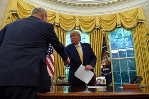 Usai Bahas Perang Dagang, Wakil PM Tiongkok Bertemu Trump
