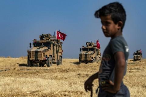 Turki Klaim Telah Lumpuhkan 415 Teroris di Suriah