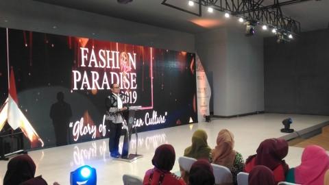 Industri Fesyen Penyumbang Ekonomi Kedua Terbesar Indonesia