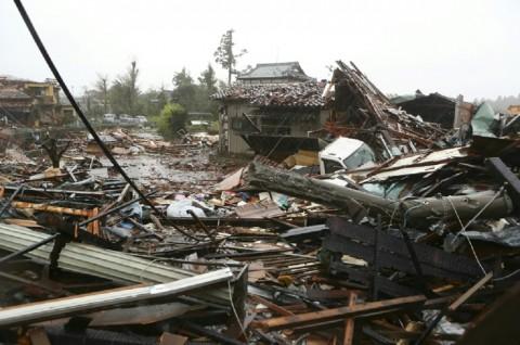 Topan Hagibis Dekati Jepang, Satu Orang Tewas