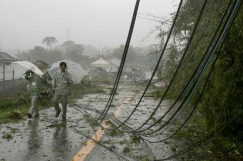 WNI di Jepang Diimbau Waspadai Topan Hagibis