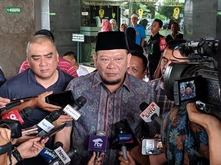 Ketua DPD: Penusukan Wiranto Bukan Rekayasa