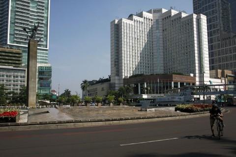Akhir Pekan, Jakarta Cerah Diprediksi Berawan