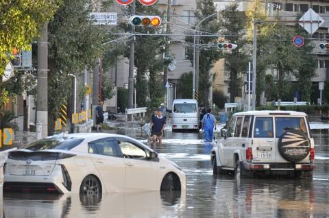 Topan Hagibis Tewaskan Empat Orang di Jepang
