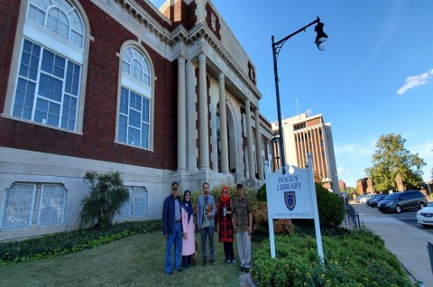 Kunjungi Kentucky, Universitas Andalas Jajaki Kerja Sama Penelitian