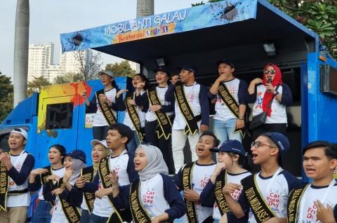Duta Muda ASEAN Meriahkan CFD Bersama Kemenlu dan Kemensos