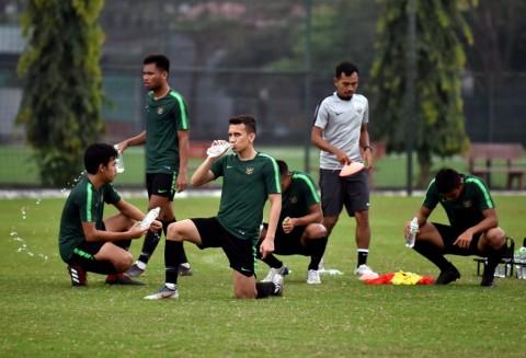 Timnas U-23 Kalah Tipis dari Yordania