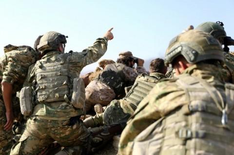 Kurdi Klaim 75 Prajurit Turki Tewas di Tangan SDF