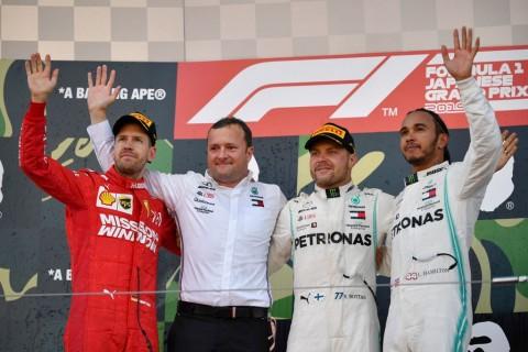 Klasemen F1 2019: Hamilton di Ambang Juara