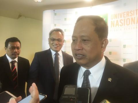 Menteri M Nasir Titip Beasiswa Bidikmisi