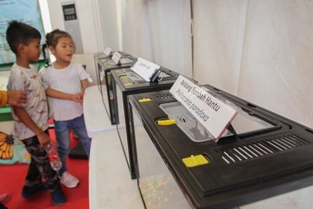 Pengunjung Hari Museum Indonesia Ditaksir Capai 20 Ribu
