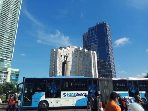 Awal Pekan Jakarta Diramal Cerah