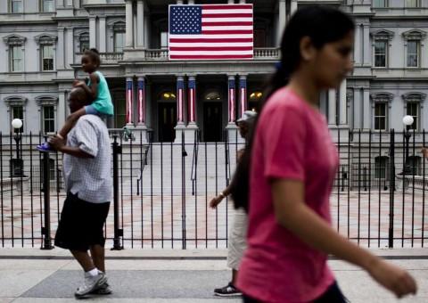 Ketegangan Perdagangan Ciptakan Komplikasi ke Ekonomi AS