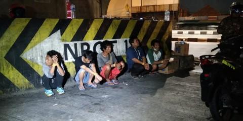 Lima Pemalak Sopir Truk di Cilincing Ditangkap