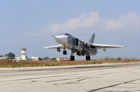 Rusia Bombardir Empat RS di Suriah dalam 12 Jam