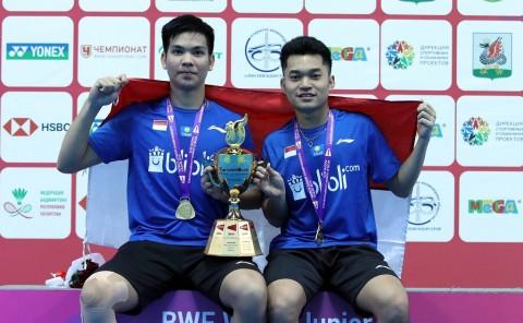 Hasil Lengkap Kejuaraan Dunia Junior 2019: Indonesia Bawa Satu Gelar