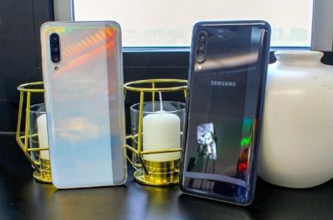 Samsung Galaxy A91 Pasang Snapdragon 855?