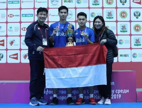Susy Susanti Kagum dengan Pencapaian Tim Bulu Tangkis Junior Indonesia