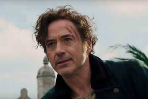 Robert Downey Jr. jadi Pembisik Binatang di Film Dolittle