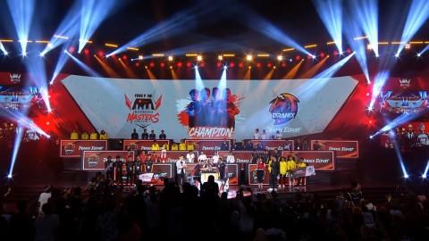 Dranix Esports Wakili Indonesia di Free Fire World Series
