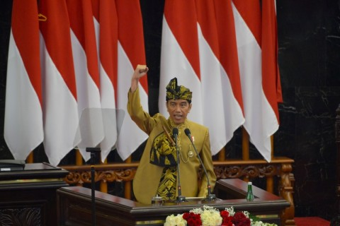 Jokowi Refuses to Comment on the Perppu KPK